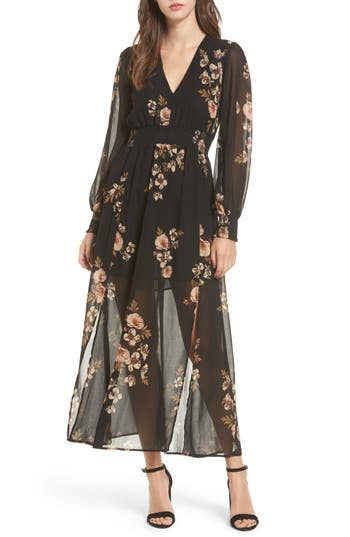 ASTR the Label Leslie Maxi Dress
