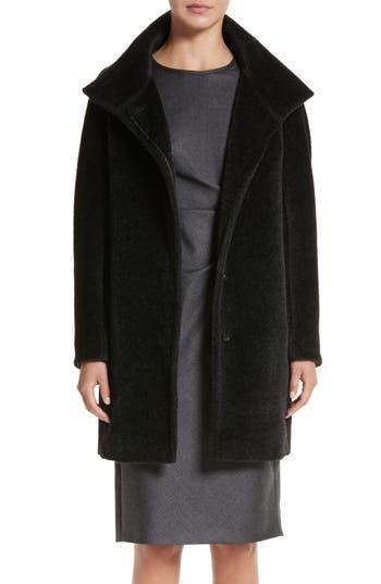 Max Mara Alpaca & Wool Coat