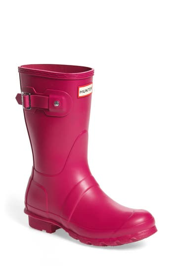 Hunter Original Short Rain Boot (Women)