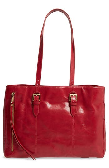 Hobo Cabot Calfskin Leather Tote