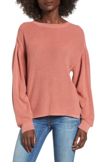 BP. Drape Sleeve Sweater