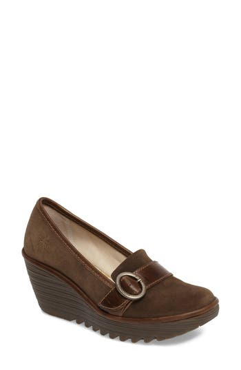 Fly London Yond Wedge (Women)
