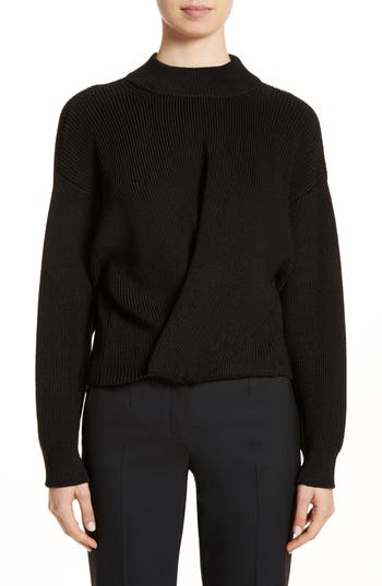 Atlein Mock Neck Sweater