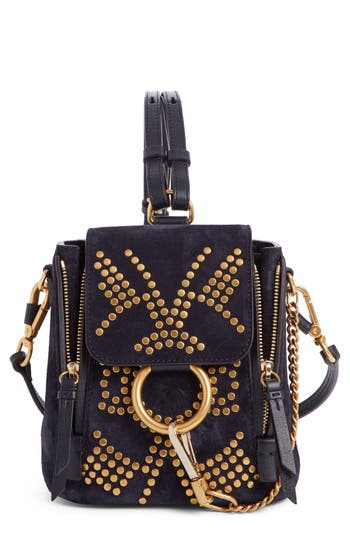 Chloé Mini Faye Studded L..