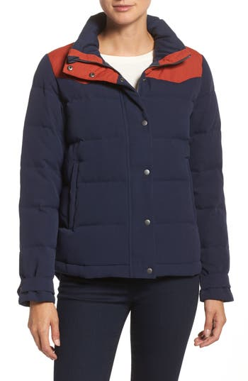 Patagonia 'Bivy' Water Repellent Down Jacket