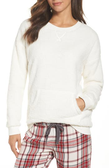 PJ Salvage Plush Pullover