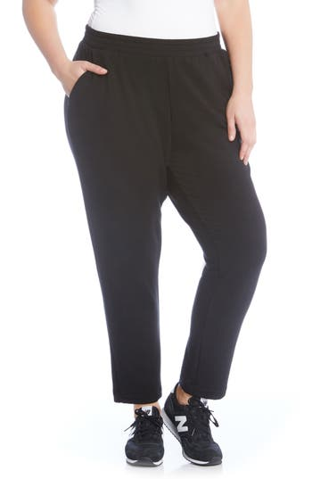 Karen Kane Pull-On Sweatpants (Plus Size)