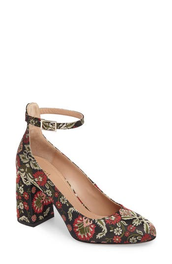 Lewit Emilia Ankle Strap P..