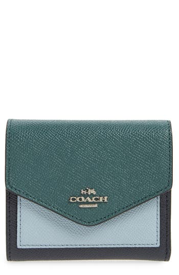 COACH Small Colorblock Cal..