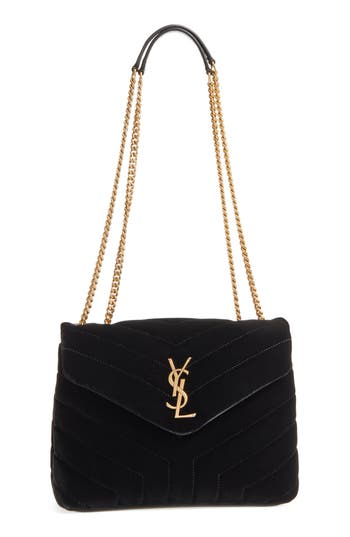 Saint Laurent Small LouLou Mat..