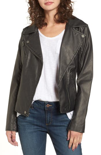 Lucky Brand Faux Leather J..