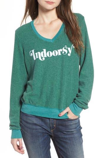Wildfox Indoorsy Sweatshirt