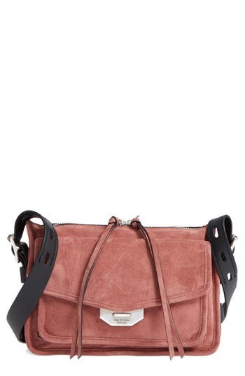 rag & bone Small Leather F..