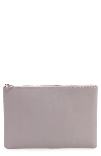 Madewell The Leather Pouch..