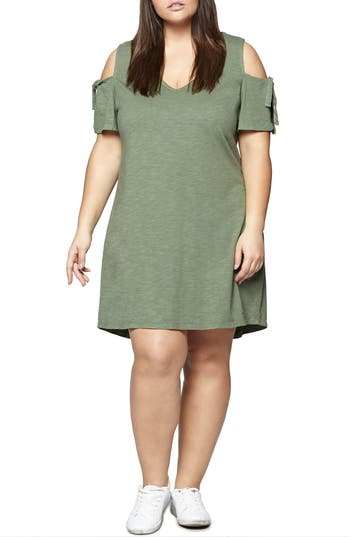 Lakeside T Shirt Dress by Sanctuary