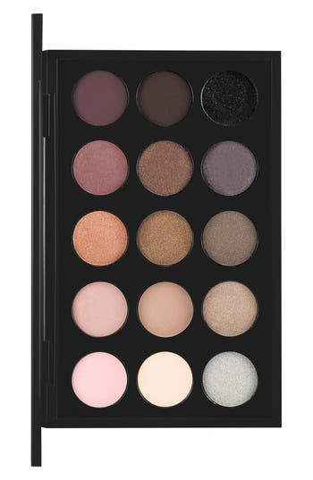 Alternate Image 3  - MAC Cool Neutral Times 15 Eyeshadow Palette ($101 Value)