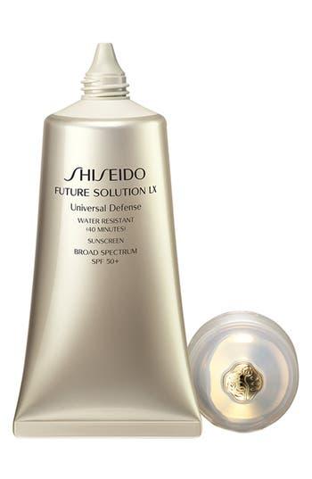 Alternate Image 2  - Shiseido 'Future Solution LX' Universal Defense SPF 50+