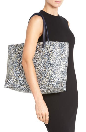 Alternate Image 2  - Tory Burch 'Kerrington' Square Tote