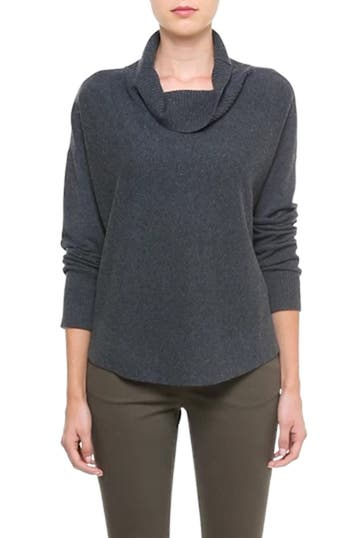 Eileen Fisher Draped Turtleneck Sweater, video thumbnail