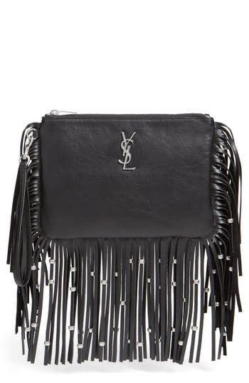 Saint Laurent 'Monogram' Fring..