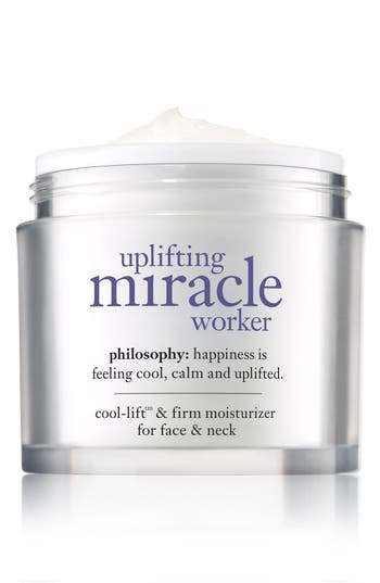 'uplifting miracle worker' face moisturizer,                             Alternate thumbnail 2, color,                             No Color