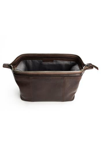 Alternate Image 2  - Shinola Leather Travel Kit