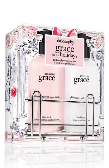 Alternate Image 2  - philosophy 'grace for the holidays' set (Limited Edition) (Nordstrom Exclusive) ($30 Value)