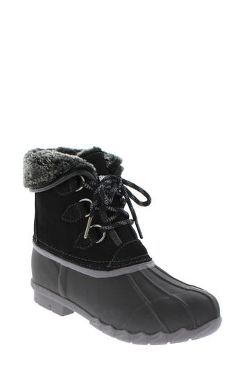 Sporto Defrost Faux Fur Lined Duck Boot (Women)