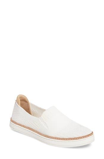 UGG Sammy Sneaker in White