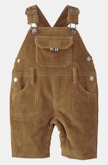 Mini Boden Chunky Corduroy Overalls Infant Nordstrom