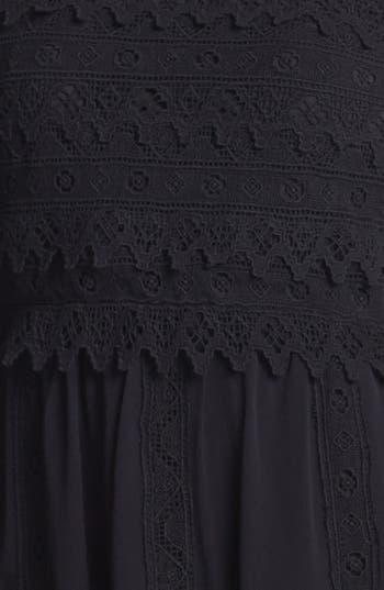 Alternate Image 3  - Dolce Vita Lace Fit & Flare Dress