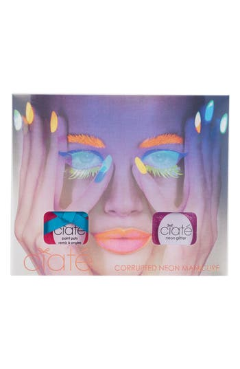 Alternate Image 2  - Ciaté 'Corrupted Neon - Shout Out' Manicure Set