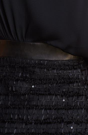 Alternate Image 3  - Milly Asymmetrical Blouson Dress