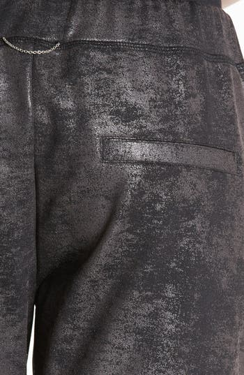 Alternate Image 3  - The Kooples 'Oil Slick' Print Sweatpants