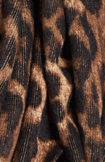 Alternate Image 2  - MICHAEL Michael Kors 'Rochelle' Animal Print Infinity Scarf