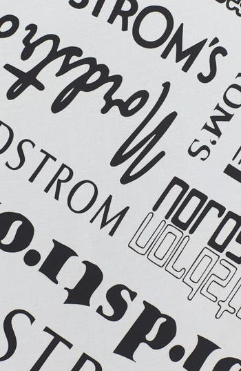 Alternate Image 4  - Nordstrom 'Heritage' Print Scarf