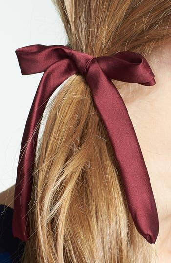 Alternate Image 2  - Tasha 'Bow Peep' Ponytail Holder