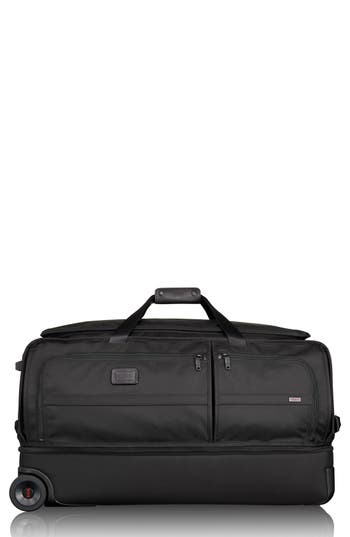Tumi 'Alpha 2' Rolling Two-Wheel Duffel Bag (31 Inch)
