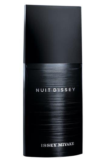 'Nuit d'Issey' Eau de Toilette,                             Main thumbnail 1, color,                             No Color