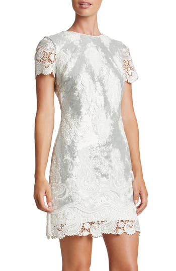 Dress the Population Joy Sequin Lace Minidress
