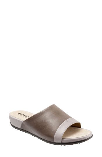 SoftWalk? Del Mar Slide Sandal (Women)