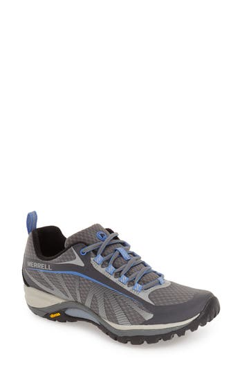 Siren Edge Waterproof Hiking Shoe by Merrell