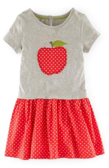 Mini Boden Hotchpotch Appliqu 233 Dress Toddler Girls