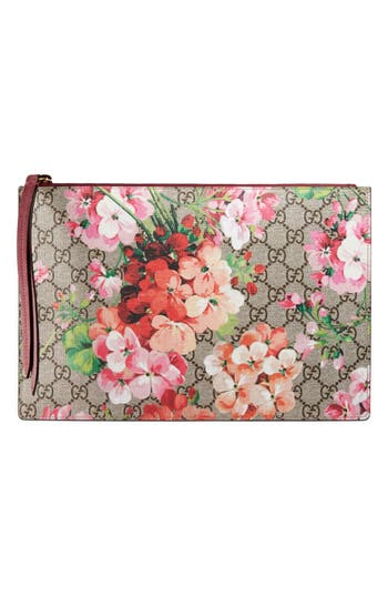 Gucci GG Blooms Large Canv..