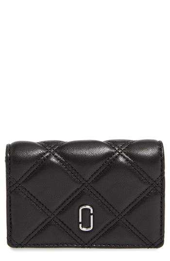 MARC JACOBS Quilted French..