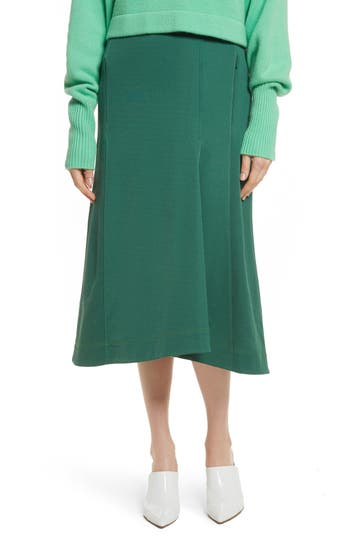 Tibi Sculpted Stretch Twil..