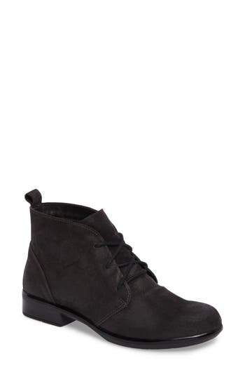 Naot Levanto Lace-Up Booti..