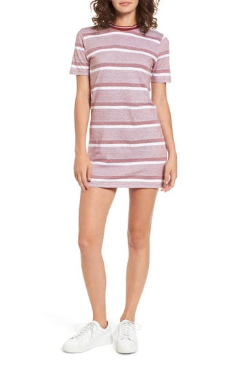 RVCA Howl Stripe T-Shirt D..