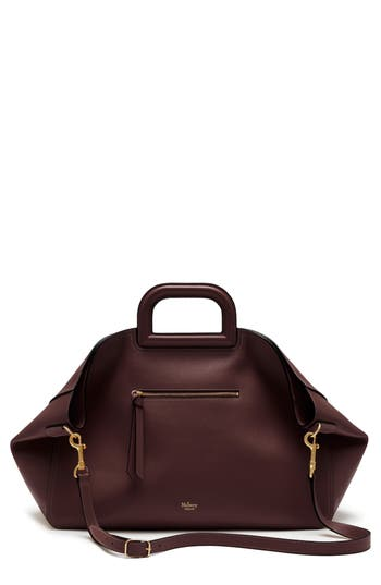 Mulberry Brimley Leather S..
