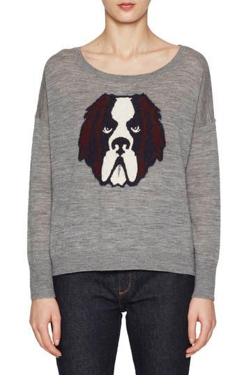 French Connection Otis Intarsia Sweater